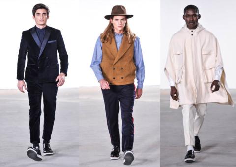 New York Menswear A/W 16-17 Highlights