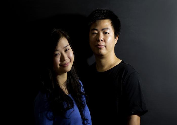 EVA ZHOU&JERRY HUANG