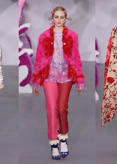 London Fashion Week A/W 16-17 -Highlights