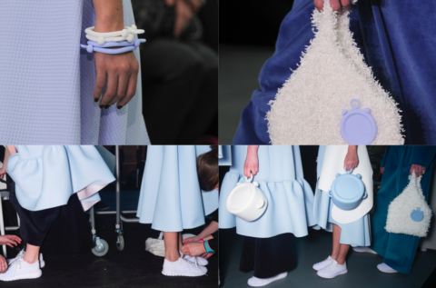 London Fashion Week: Details