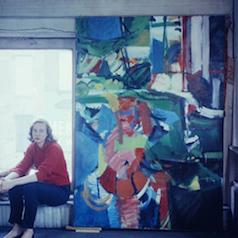 grace-hartigan-painter