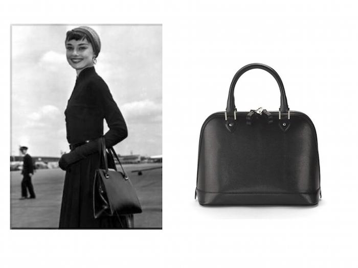 Hepburn bag