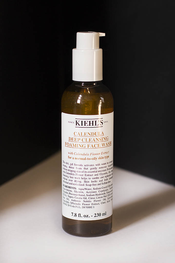 Kiehl's foaming wash