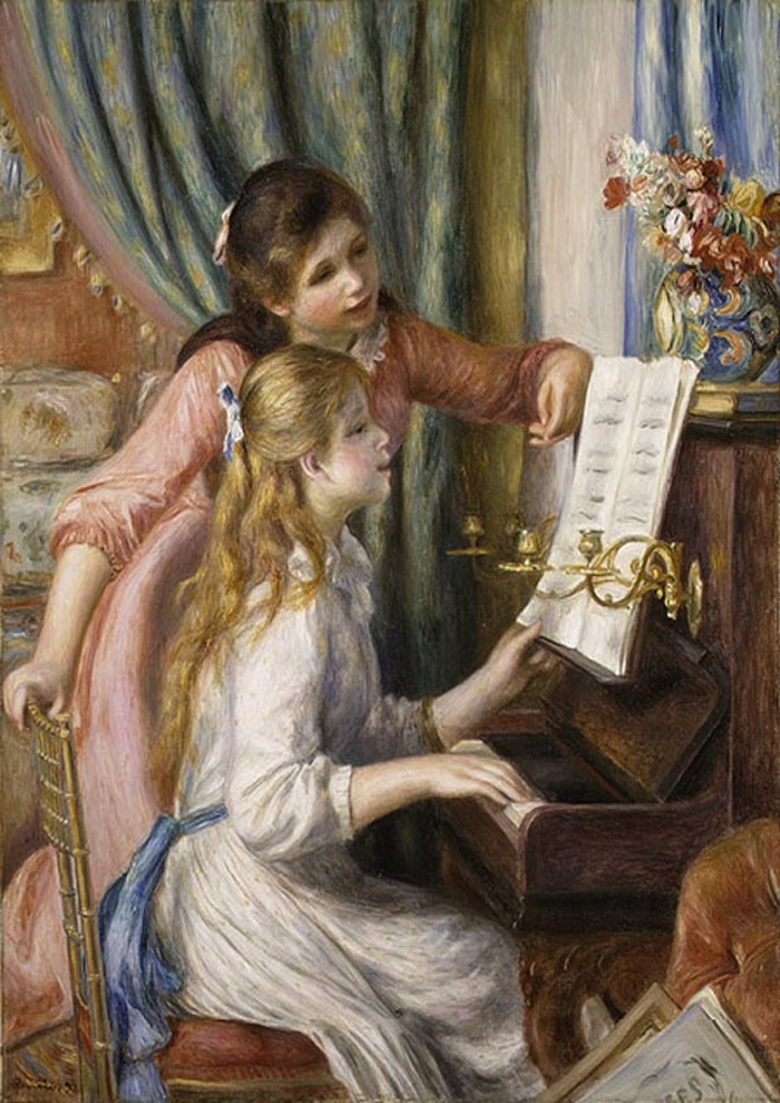 Two-Young-Girls-at-the-Piano-by-Renoir