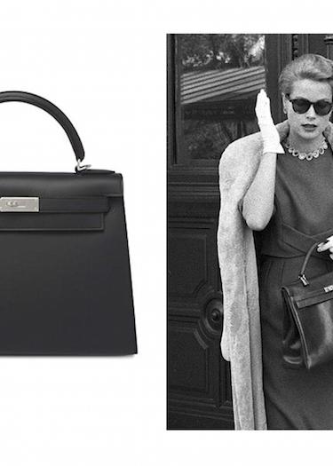 Pure: The Timeless Black Handbag