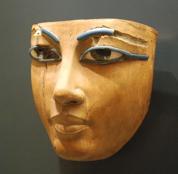 613px-Ancient_Egyptian_funerary_mask_Louvre