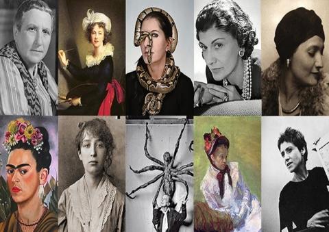 Decorate: Women Who Rock.