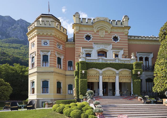 Acqua di Parma Blu Mediterraneo Spa Villa Feltrinelli - Exterior