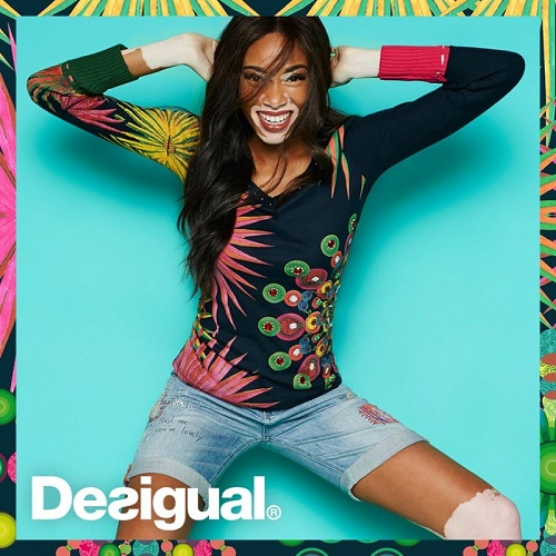 Winnie-Harlow-poses-for-Desiguals-Spring-Summer-2015-Flower-Capsule-Ad-Campaign5-800x800