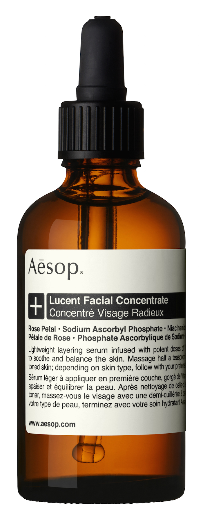 AESOP SKIN CARE+ LUCENT FACIAL CONCENTRATE 60mL C