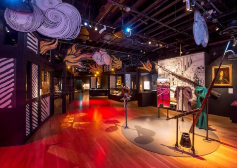 VIVID: Immersive and Interactive Theatre Experiences