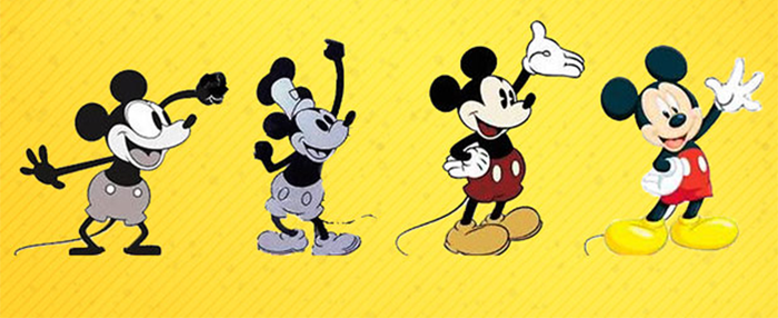 Photo on animation evolution