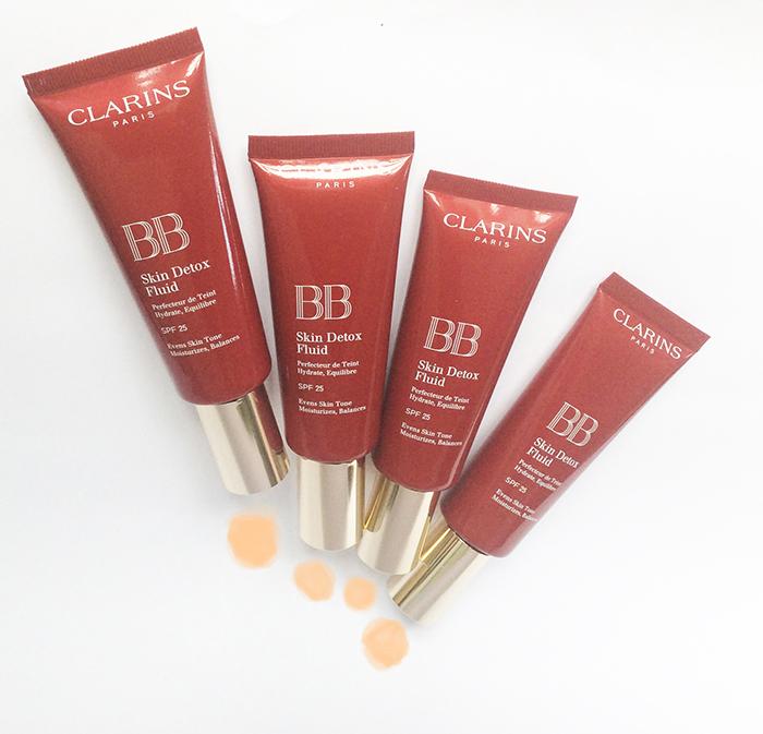 Clarins bb skin detox fluid