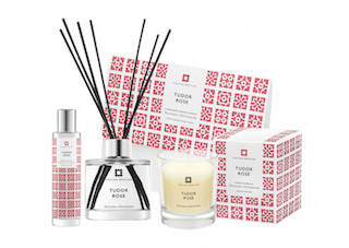 News: English Heritage by Woods of Windsor home fragrance collection