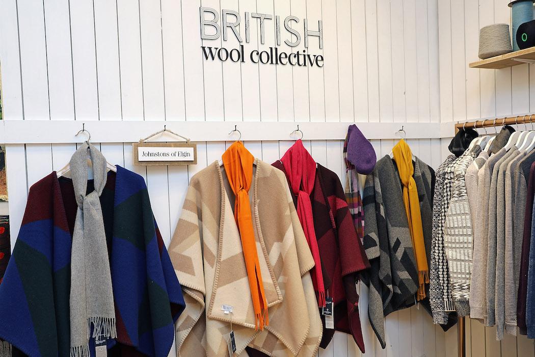 British Wool Collective, Bicester Village