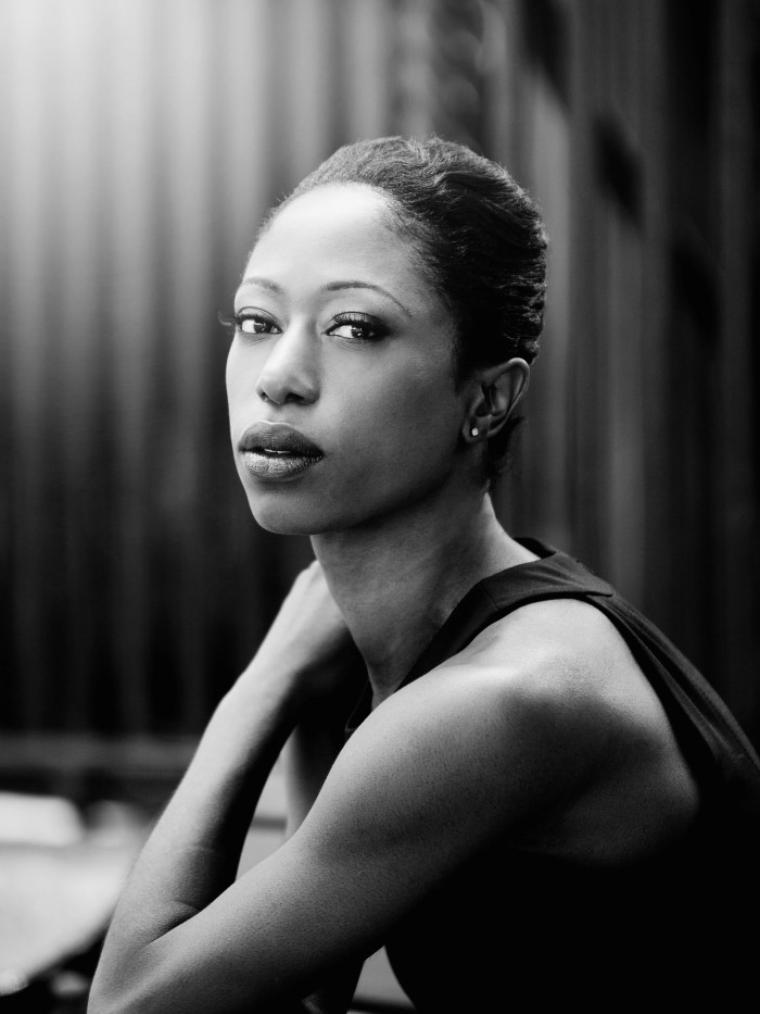 Nikki Amuka-Bird by Pip for CLD Communications