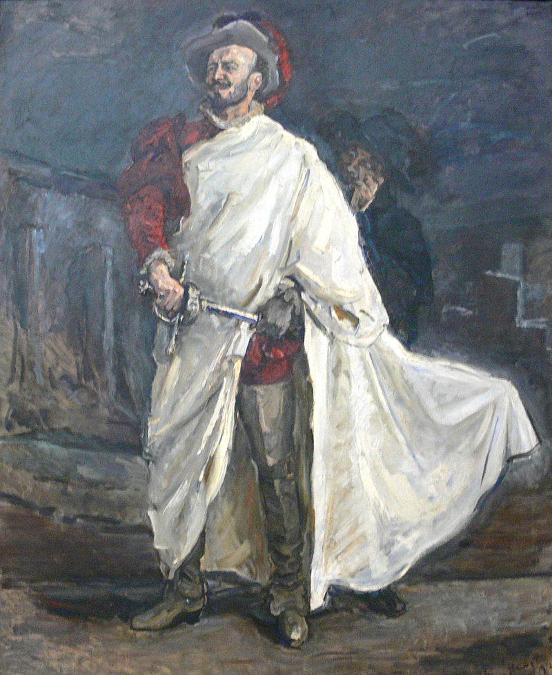 Don Juan by Max Slevogt (1913)