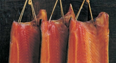Smoked Salmon and Gin
