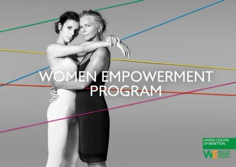 Benetton Celebrates Women in Craft