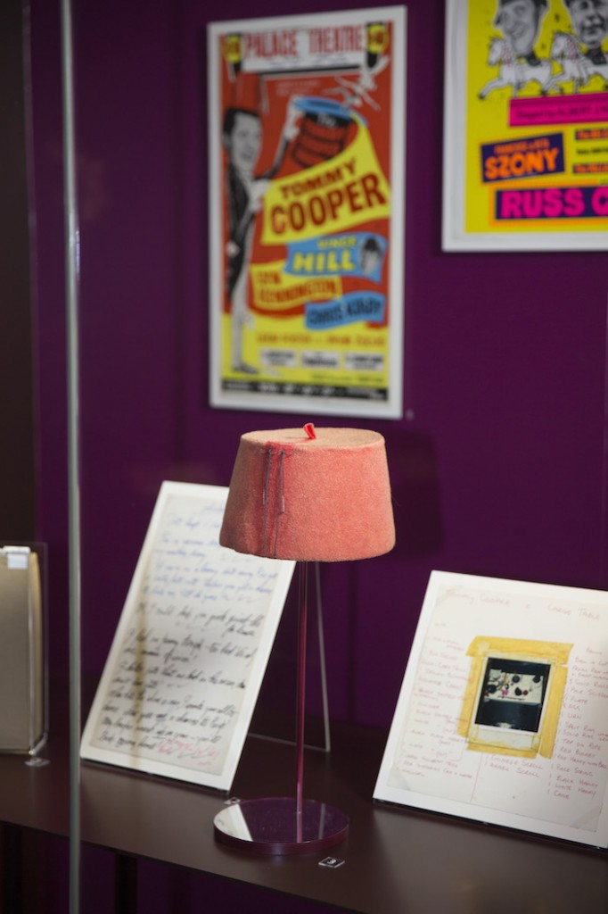 tommy-cooper-installation-va-theatre-and-performance-galleries-9-c-victoria-and-albert-museum