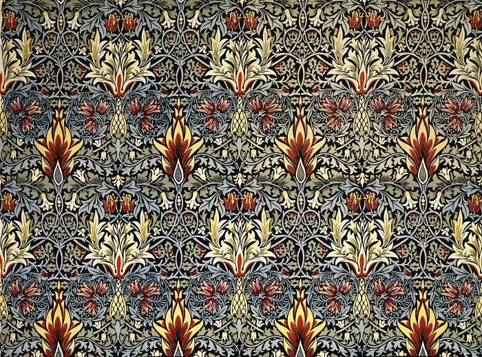 Snakeshead (c)William Morris Gallery, London Borough of Waltham Forest_opt