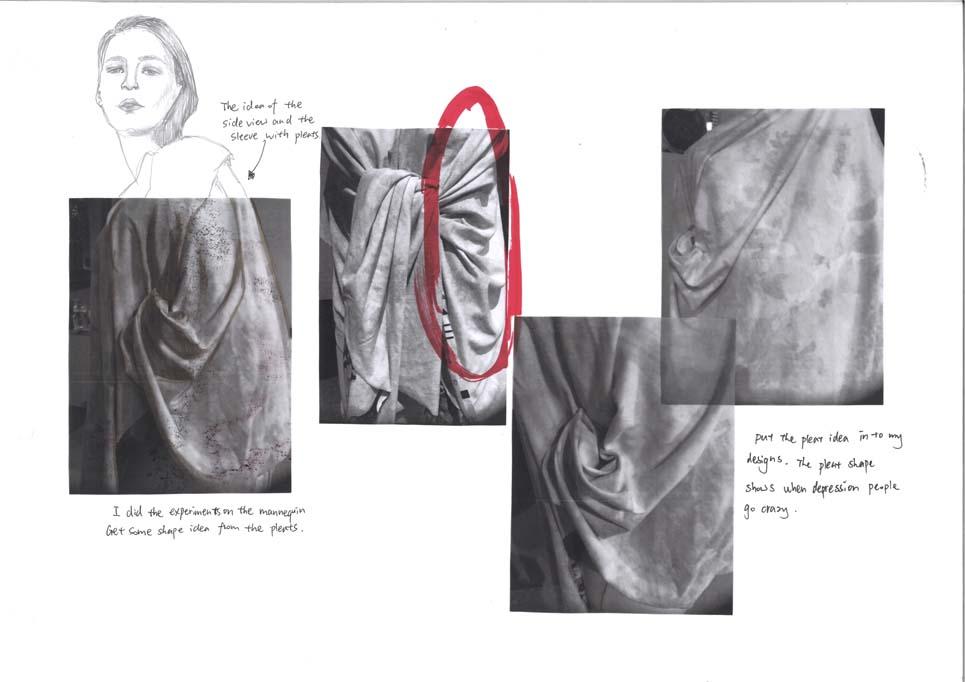 Jingyi Lin-Birmingham City, Fashion Design