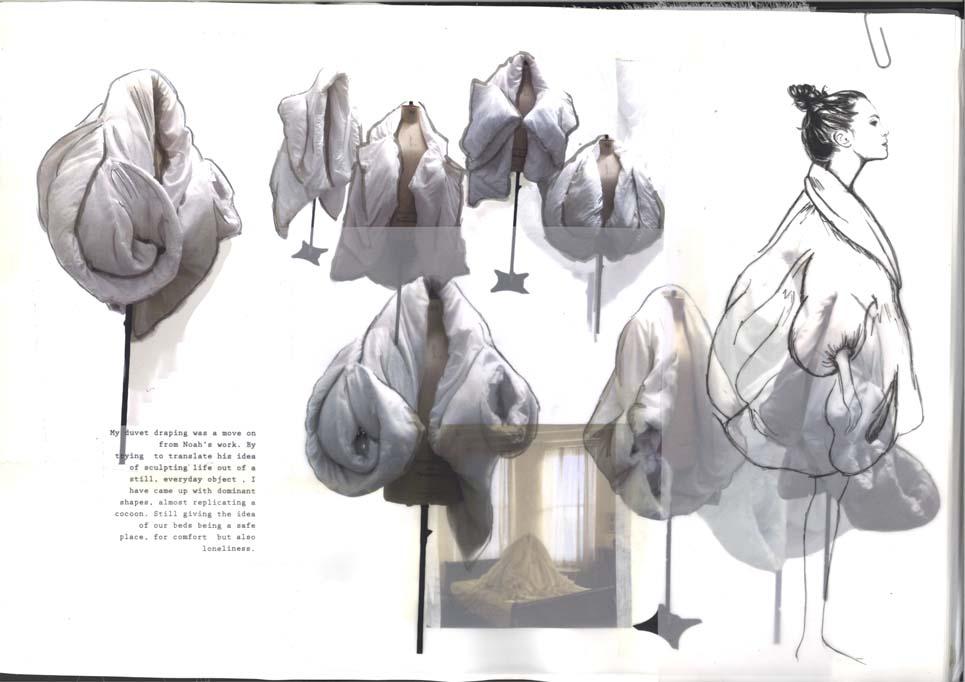 Rebekah Brennan-Birmingham City, Fashion Design