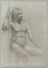 Flowing; the Art of the Body: Iggy Pop and the Nude Artistic Tradition