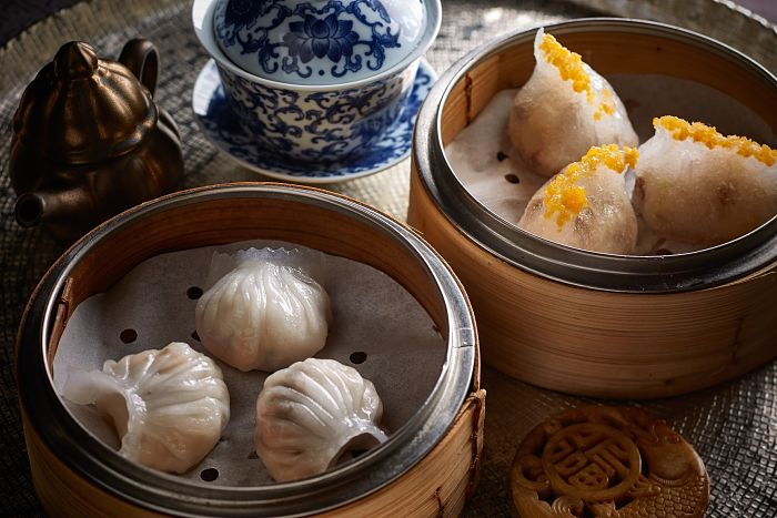 HR_Duddells_Shrimp_Dumpling_Morel_Mushroom_Roasted_Duck_Dumpling_Peanut_opt