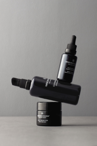 Lush; Immunocologie – Pioneering Skin Care