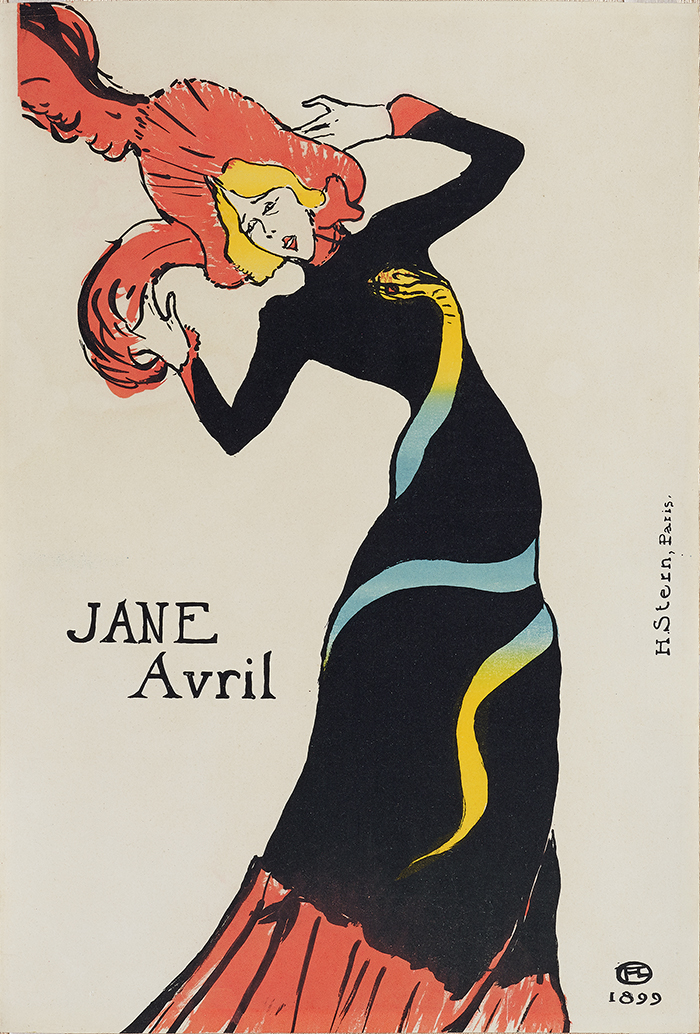 Toulouse-Lautrec---Jane-Avril-1899