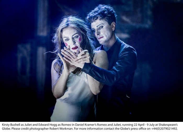 Romeo and Juliet - William Shakespeare - Shakespeare's Globe - 21 April 2017 Director - Daniel Kramer Designer - Soutra Gilmour Choreographer - Tim Claydon Lighting - Charles Balfour