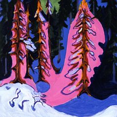Lush; Unnatural Nature: Unusual Depictions of Vegetations and Landscapes.