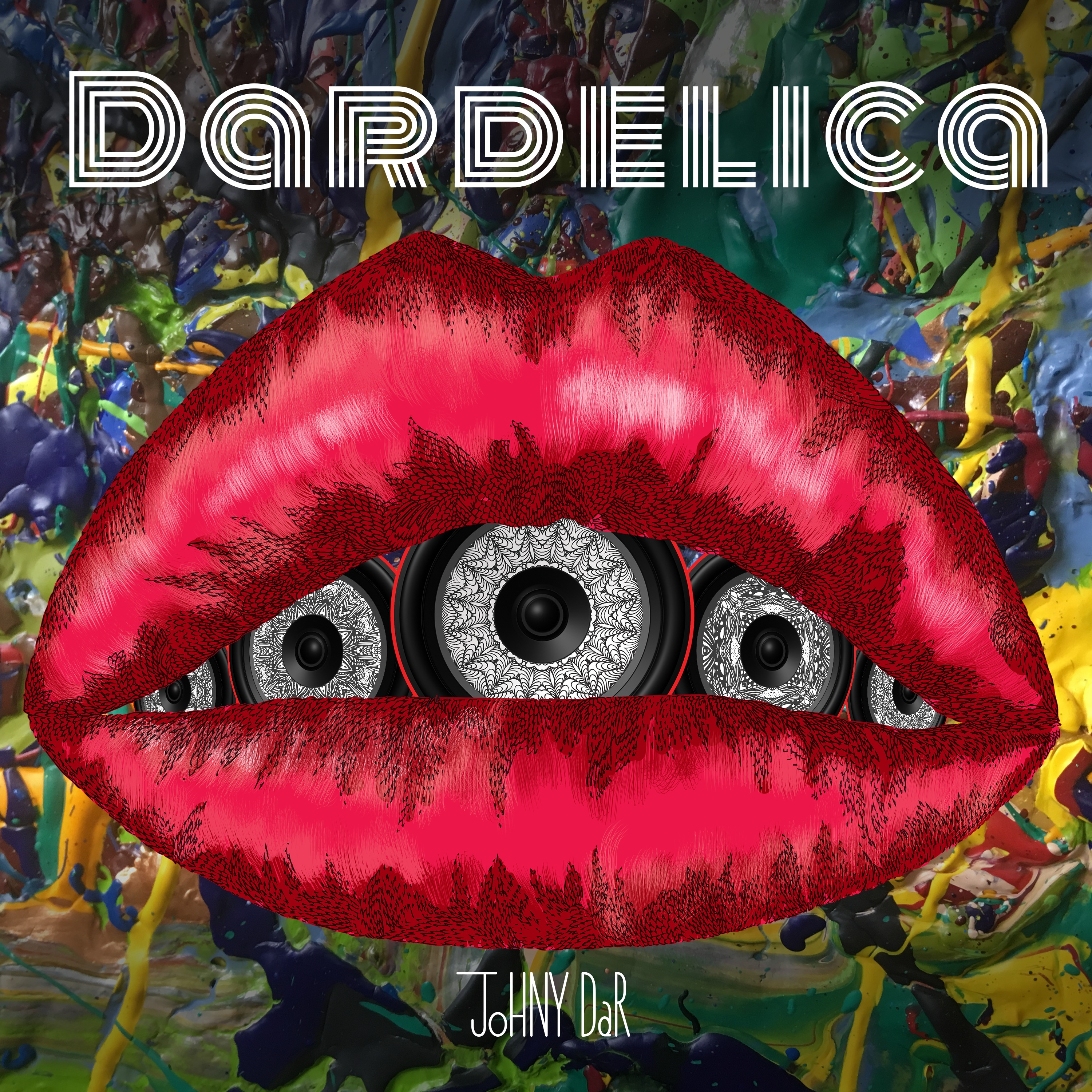 Dardelica Album Cover