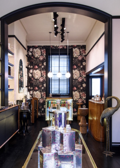 Solid; A precious experience: A visit to Diptyque