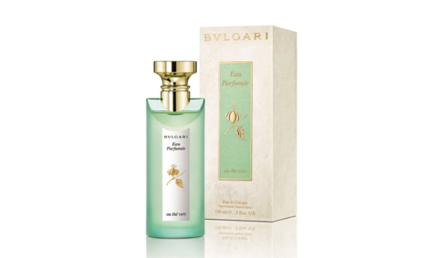 Mineral; A cup of tea with Bvlgari