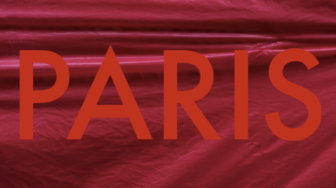 Scarlet; Paris in Red