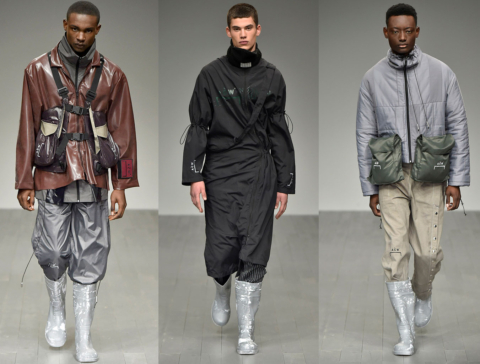 Exposed; The New London Man? AW18/19