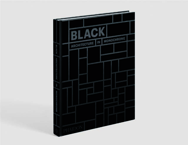 BLACK: Architecture in Monochrome by Phaidon