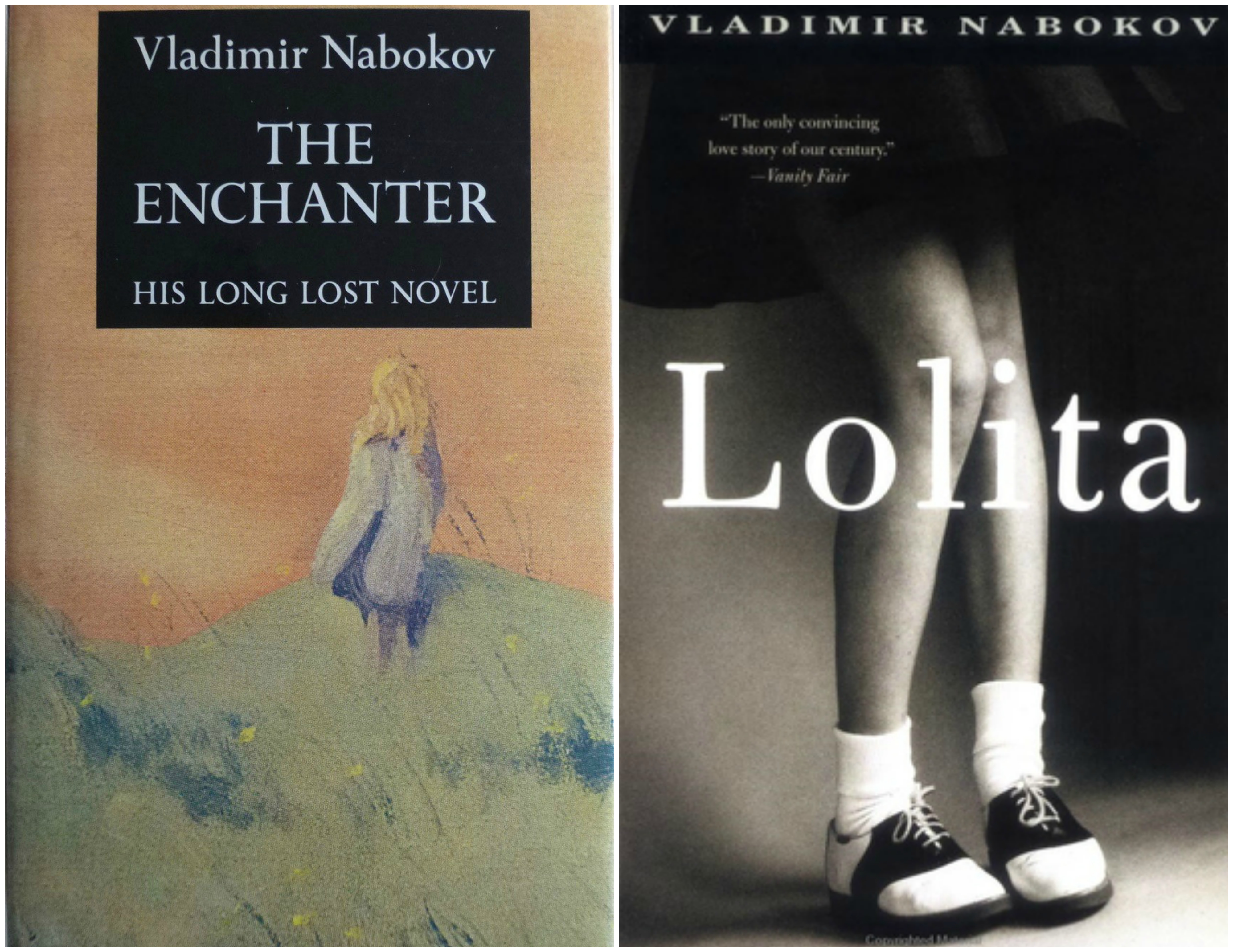 vladimir nabokov the enchanter lolita
