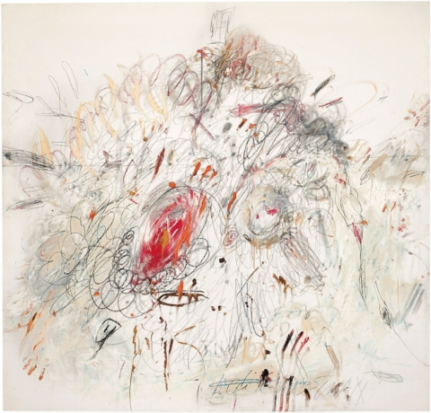 News; Cy Twombly SS18