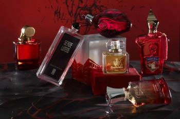 Work; Smelling Red…