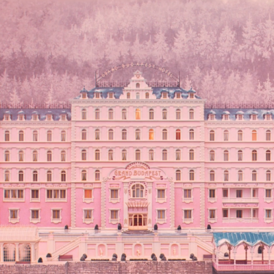 Saturate; Wes Anderson's World of Colour