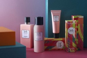 In the water with TWILLY D'HERMÈS