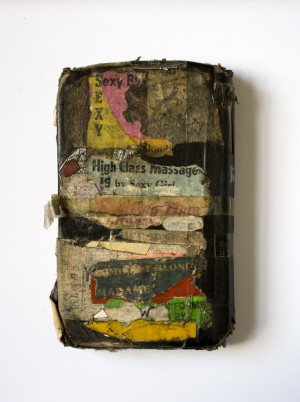 2. Nigel Shafran, Filofax 1984 from Works Books 1984 – 2018 © the artist, courtesy of Sion and Moore