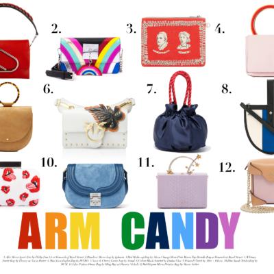 Frame; Arm Candy