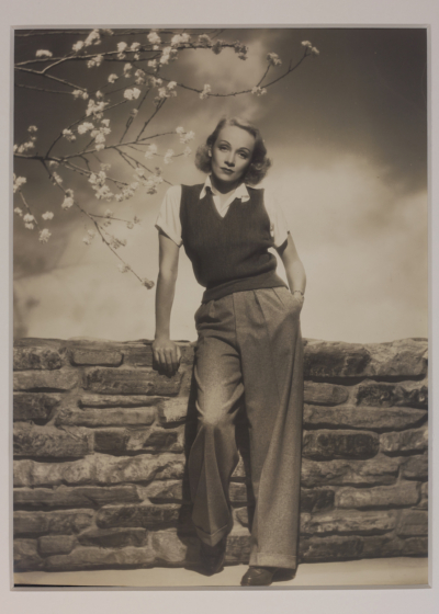 Frame; To Dietrich For