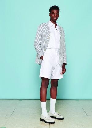 London Fashion Week Men's: SS19