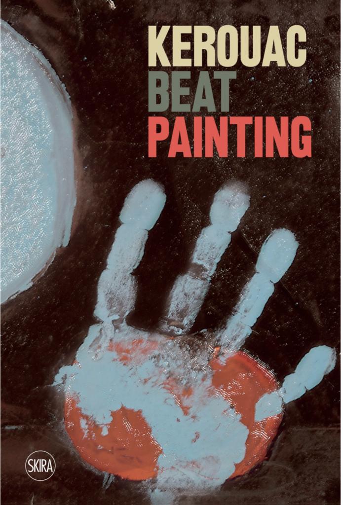 Kerouac Beat Painting Cover