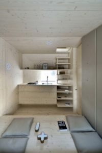 Shelter: Making Room in Small Spaces